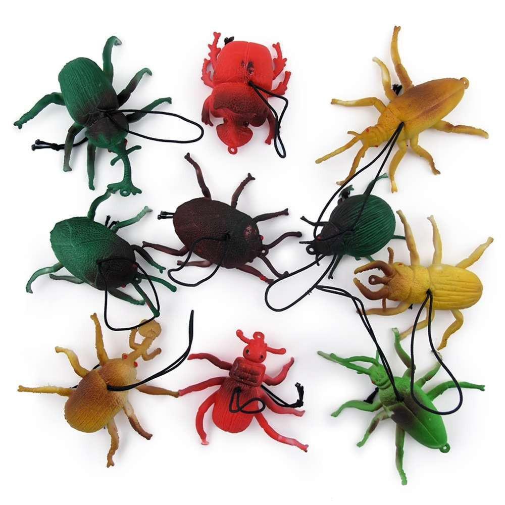 Резиновые жуки 7 см