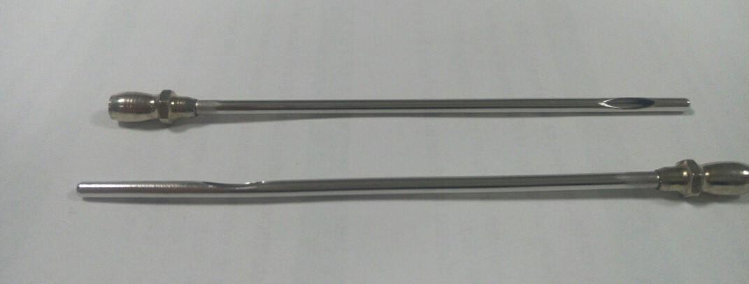 Катетер молочный КМ2-У-1
