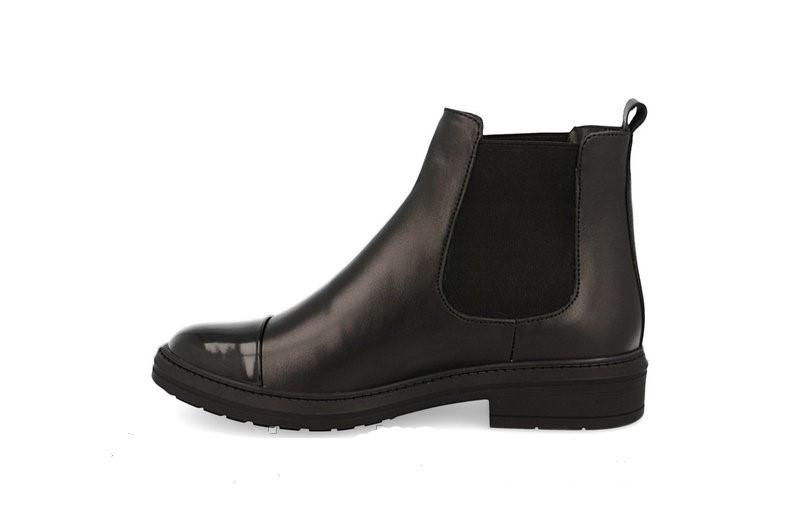 Ботинки Mariani 782 39 Кожа/лак/черный