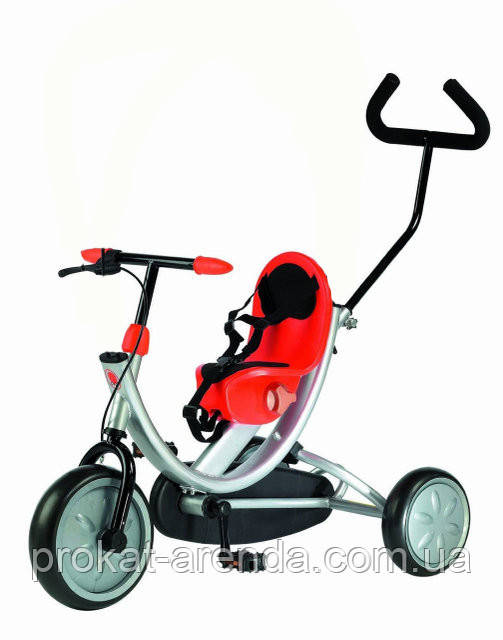 Детский трёхколёсный велосипед Chicco оko Plus italtrike
