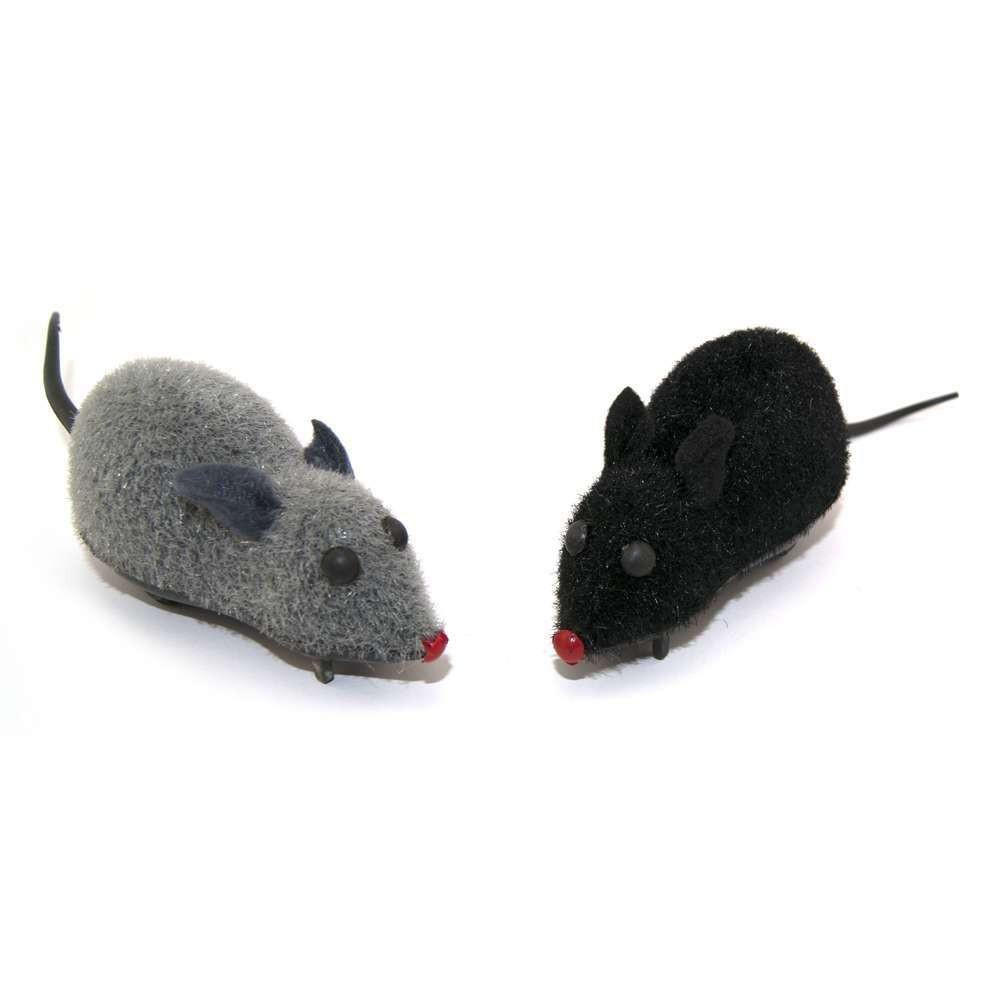 Заводная игрушка Мышка