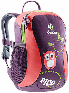Рюкзак детский Deuter Pico plum-coral (36043 5534)