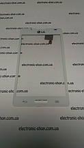Сенсор ( тачскрин ) белый LG P713 Original б.у