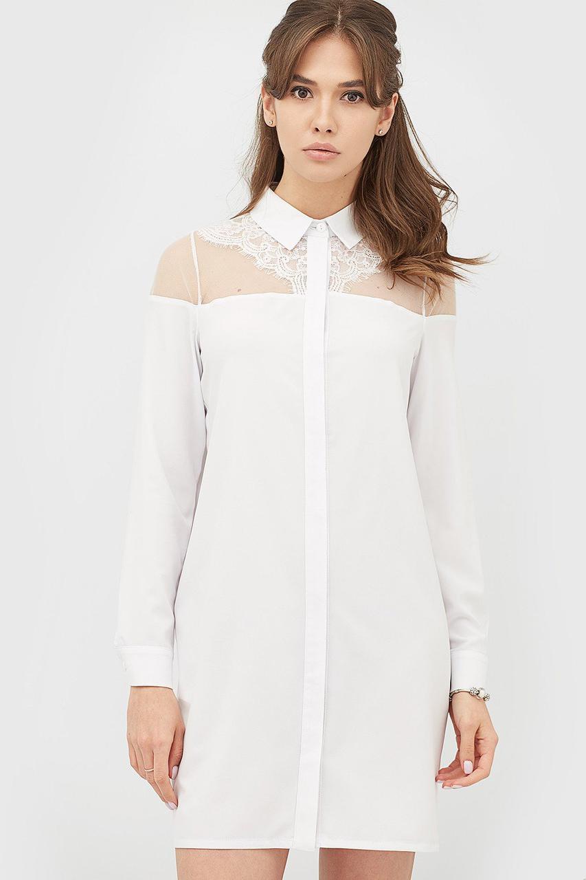 Платье CARDO SEDDI M белый