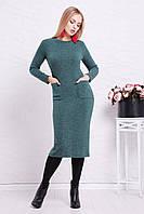 Платье Габриела Glem M изумрудный