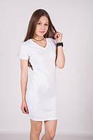 Платье 17570 Goldi L Белый