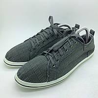 Мужская обувь текстильные кеды мокасины Брис 593 серый (41-46) 91a31a1fd08f0