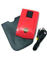 """Внешний карман USB 2.0 / 2,5"""" Sata Ferrari (Red) - Новый"""