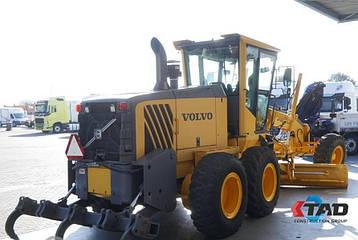 Автогрейдер VOLVO G960 (2009 г), фото 2