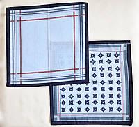Мужской носовой платок (ситец)
