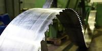 Широкие ленточные пилы по дереву для профессиональных пилорам Uddeholm (Швеция), Rontgen (Германия) 1.0 мм, 80 мм