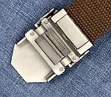 Тактический пояс «Tough Plus» светло-серый 110-130 см, фото 5