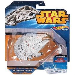 Игрушка Звездолет серии Star Wars Hot Wheels