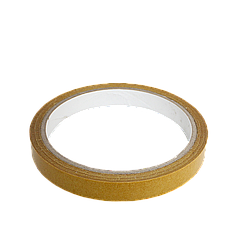 Двухсторонний скотч желтый 12мм/10м
