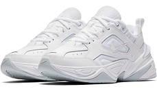 "Кроссовки Nike M2K TEKNO ""White"" (Белые), фото 3"