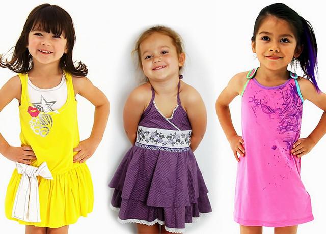 Платья, сарафаны на девочек