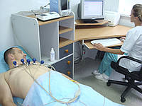 ЕКГ с оглядом лікаря кардіолога