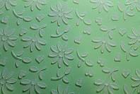 Мат силиконовый Цветы