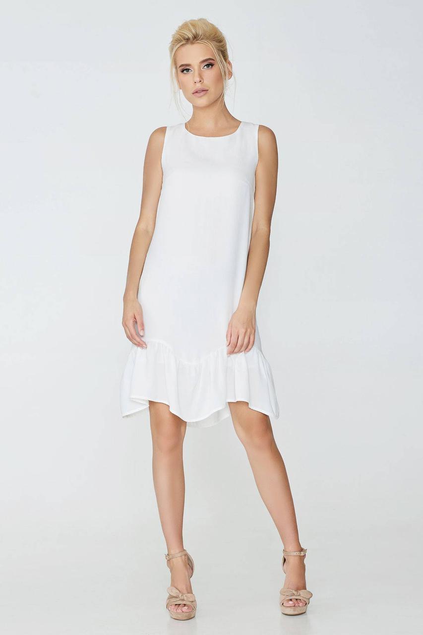 Платье NENKA  604-с01 L Молочный