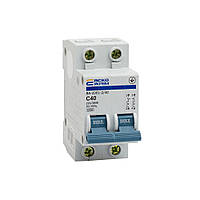 Автоматический выключатель АСКО ВА-2001 2 р 40 А