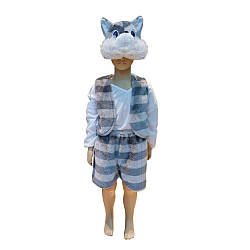 Маскарадный костюм меховой Кот