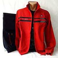 57e8029539dc Мужской спортивный костюм турецкой фабрики Соккер, Турция, красный.