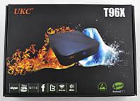 Смарт ТВ-приставка T96X (1GB\8GB) Акция!