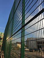 Секционный забор Техна-Пром 1030х2500 диаметр 4 и 5 мм, фото 1