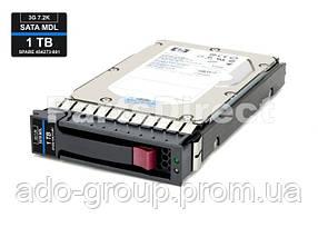 "480942-002 Жесткий диск HP 1TB SATA 7.2K 3.5"""