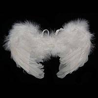 Крылья Ангела Мини 19х29 см белые