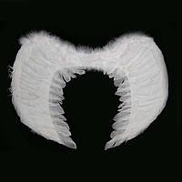 Крылья Ангела Средние 40х55 см белые