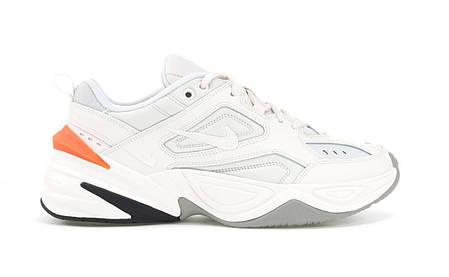 """Кроссовки Nike M2K Tekno Phantom """"Olive Grey"""" (Серые), фото 2"""