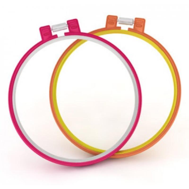 П'яльці для вишивання з гвинтом, діаметр 150 мм