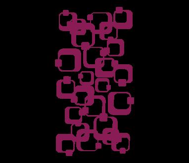 Интерьерная виниловая наклейка Geometry, фото 2