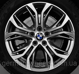 """Колеса 18"""" на BMW X1 F48 , 566 style"""