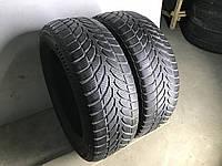 Шины бу зима 225/55R17 Bridgestone Blizzak LM-32 (RFT) 2шт 5мм