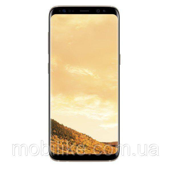 """Смартфон Samsung Galaxy S8 64GB/5.8""""/8 ЯДЕР/Золото(Gold)"""