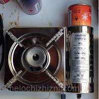 Газовая портативная плита-трансформер MINI (Арт. 20015)