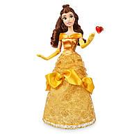 Кукла Бэлль с кольцом классическая Принцесса Дисней (Belle Classic Doll with Chip Figure - 12''), фото 1