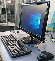 """Монитор 19"""" Intel 4 ядра 4Gb 32Gb + слот HDD Windows / Android - Бюджетный компьютер для торговли или офиса"""