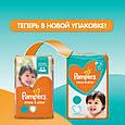 Подгузники Pampers Sleep & Play Размер 5 (Junior) 11-18 кг, 58 подгузников, фото 4