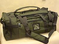 Сумка - рюкзак тактический для армии, цвет: олива
