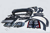Комплект рестайлинга Land Rover Discovery 3 в Discovery 4 2013+, фото 1