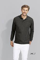 Рубашка поло с длинным рукавом SOL'S WINTER II-11353