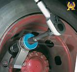 Динамометрический мультипликатор 1400 Nm, Hazet 6800ALU-1400, фото 2