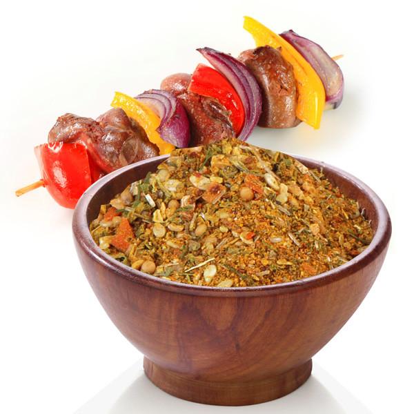 Приправа без соли для шашлыка с кориандром и паприкой 1 кг ХоРеКа