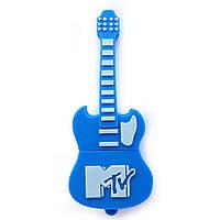 Флешка 8 Gb силиконовая Гитара, фото 1
