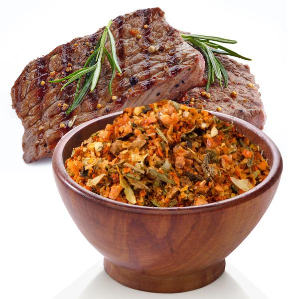 Приправа для м'яса з перцем чилі і корицею, 1 кг ХоРеКа
