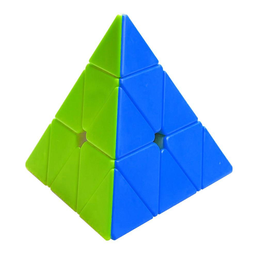 Кубик рубика Пирамидка Мефферта без наклеек