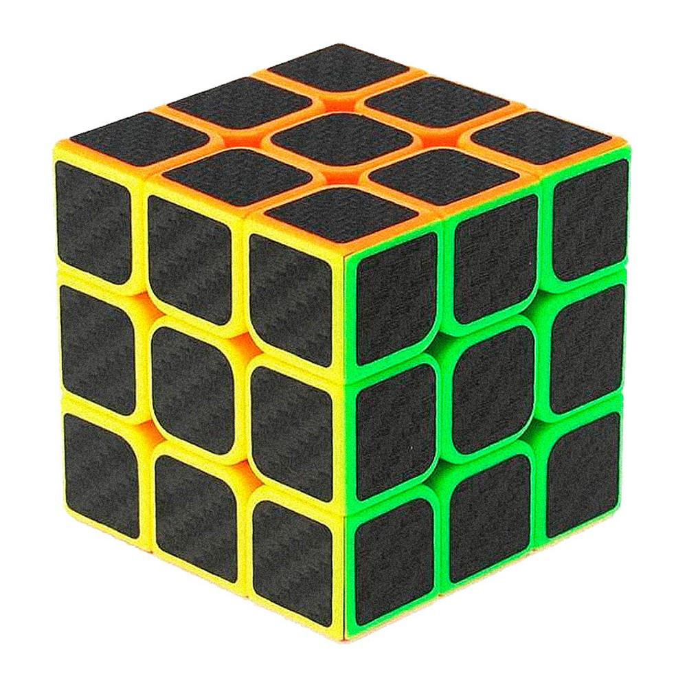 Кубик Рубика 3х3х3 Карбон